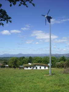 Voltsys HQ powered by Wind Turbine and Solar PV