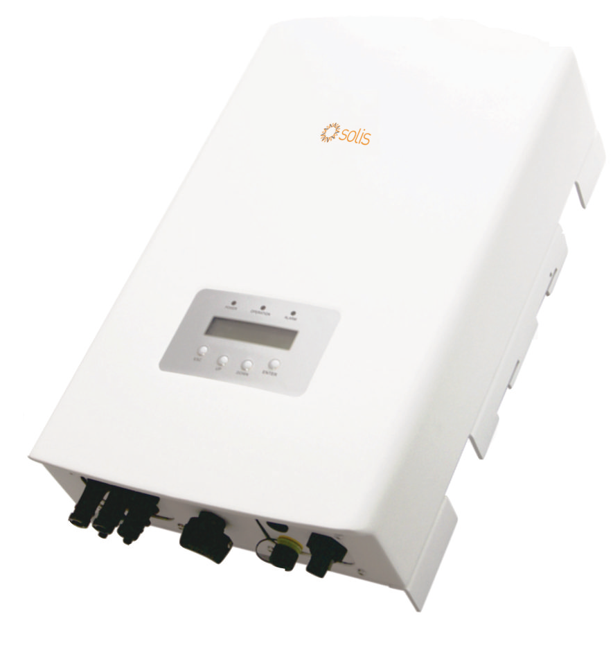 Solis-2G Single Phase Inverters | Wind Turbine Electronics ...